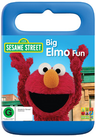 Sesame Street: Big Elmo Fun on DVD