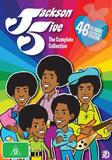 Jackson 5ive: The Animated Series DVD