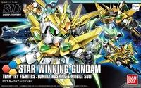 SDBF Star Winning Gundam - Model Kit