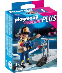 Playmobil: Fireman with Hose (4795)