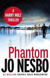 Phantom: No. 7 by Jo Nesbo image