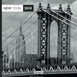 New York 2018 Wall Calendar