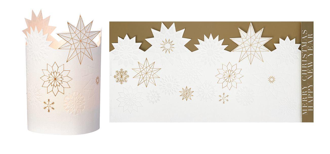 Rader: Stars Lantern - Greeting Card image