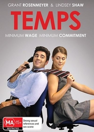 Temps on DVD image
