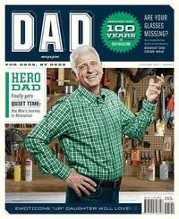 Dad Magazine by Jaya Saxena