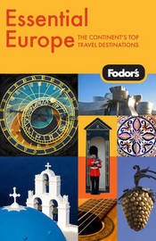 Fodor's Essential Europe by Fodor Travel Publications image