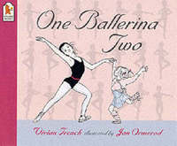 One Ballerina Two by Vivian French image