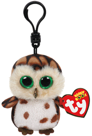 Ty Beanie Boos Clip On Sammy Owl