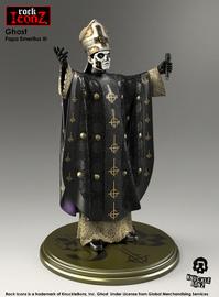 "Rock Iconz: Ghost's Papa Emeritus III - 8.5"" Statue"