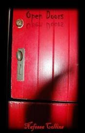 Open Doors by Nafessa Collins image