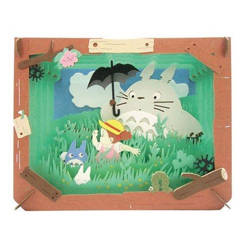 My Neighbor Totoro: Paper Theater: Walking in the Field