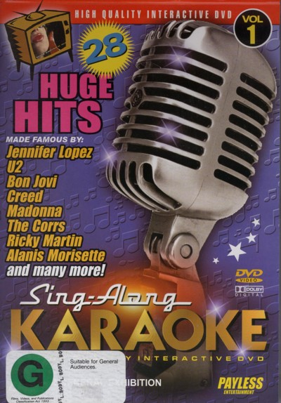 Huge Karaoke Hits - Vol. 1 image