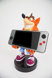 Cable Guy Controller Holder - Crash Bandicoot XL for PS4