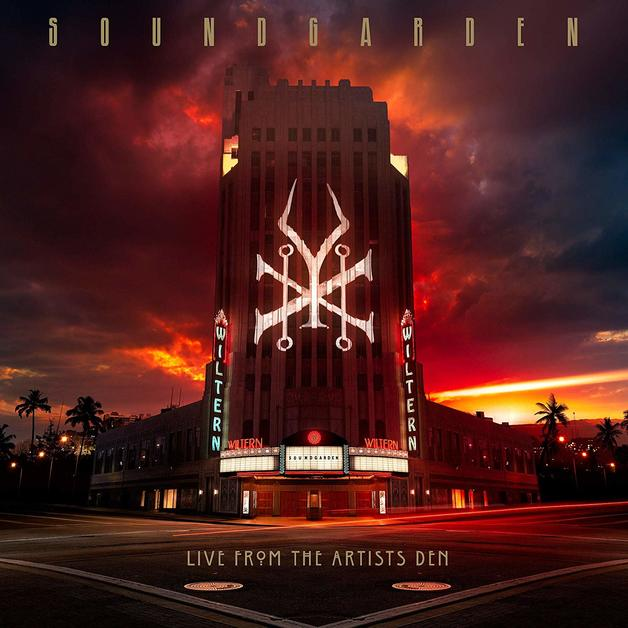 Live From The Artists Den by Soundgarden