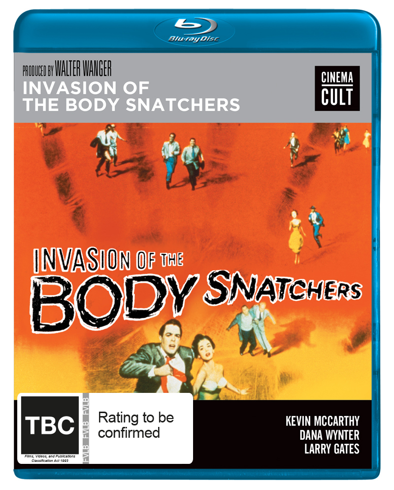 Invasion of The Body Snatchers on Blu-ray image