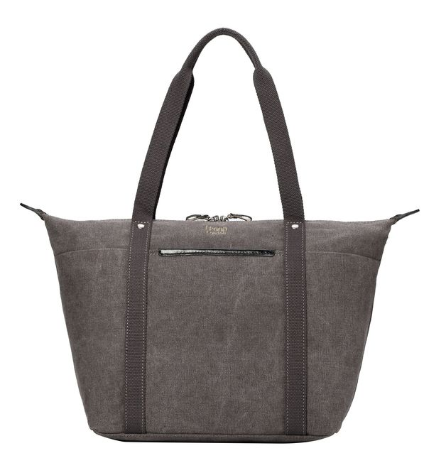 Troop London: Metro Tote Bag - Black