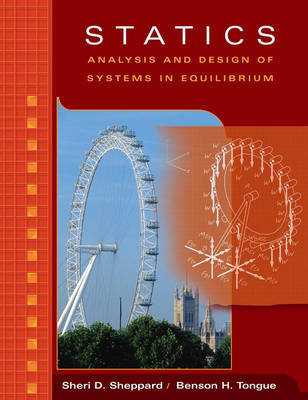 Statics: Analysis and Design of Systems in Equilibrium by Sheri D. Sheppard image