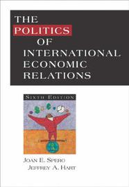 The Politics of International Economic Relations by Joan Edelman Spero image