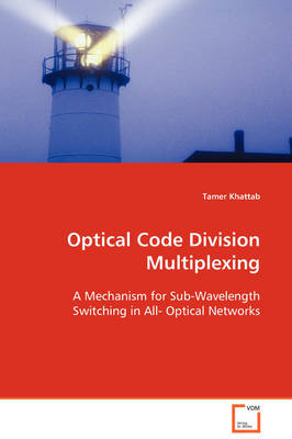 Optical Code Division Multiplexing by Tamer Khattab image