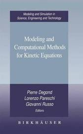 Modeling and Computational Methods for Kinetic Equations