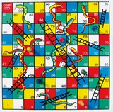 Fun Factory: Snakes and Ladders