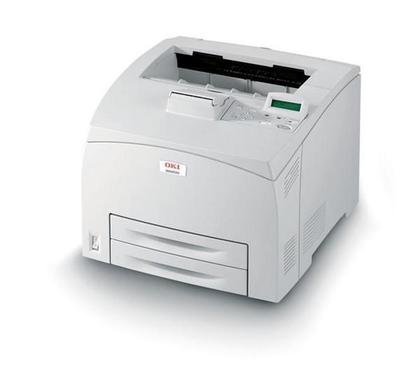 Oki B6200dn 24ppm printer includes auto duplex  unit