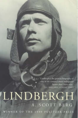Lindbergh by A.Scott Berg