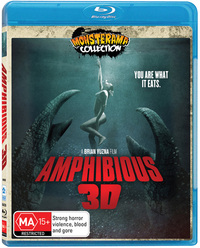 Amphibious 3D on Blu-ray, 3D Blu-ray