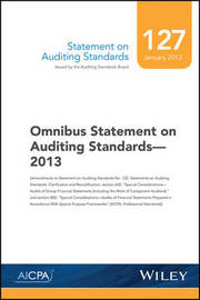 Statement on Auditing Standards, Number 127 by Aicpa