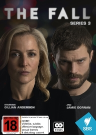 The Fall - Series 3 on DVD