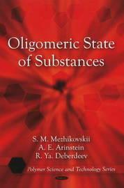 Oligomeric State of Substances by S.M. Mezhikovskii image
