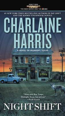 Night Shift by Charlaine Harris image
