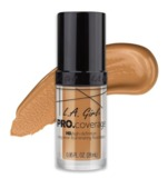 LA Girl HD Pro Coverage Foundation - Nude Beige