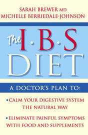 IBS Diet by Sarah Brewer image