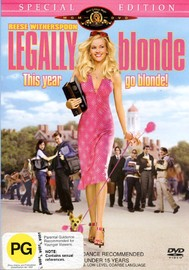 Legally Blonde SE on DVD