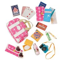 Our Generation: Travel Accessory Set - Bon Voyage Bag