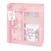 Me To You - Mum Relax 3-Piece Giftset