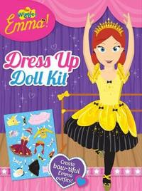 The Wiggles Emma Dress Up Doll Book by The Wiggles image