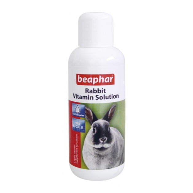 Beaphar Rabbit Vitamin 100ml