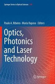 Optics, Photonics and Laser Technology