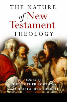 The Nature of New Testament Theology image