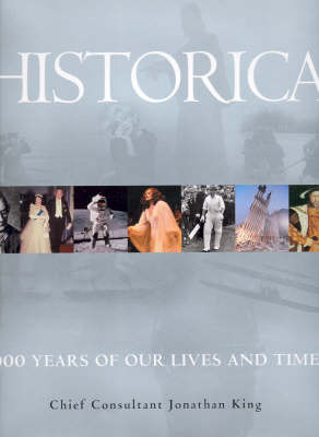 Historica: 1000 Years of Our Lives and Times by Jonathan King image