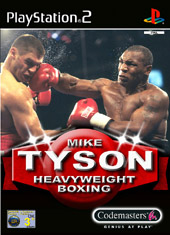 Mike Tyson Heavyweight Championship Boxing for PlayStation 2