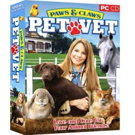 Paws and Claws Pet Vet for PC Games