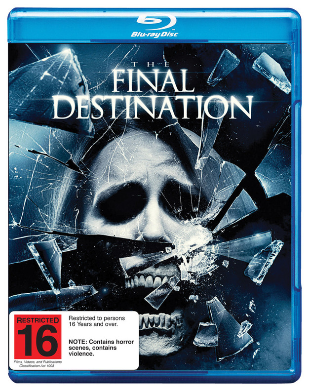 Final Destination 4 - 2D/3D on Blu-ray, 3D Blu-ray