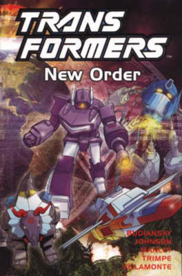 Transformers by Bob Budiansky