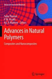 Advances in Natural Polymers