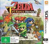 The Legend of Zelda: Tri Force Heroes for Nintendo 3DS