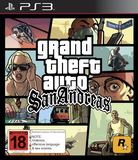 Grand Theft Auto: San Andreas for PS3