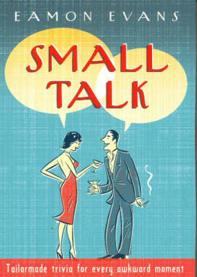 Small Talk by Eamon Evans image